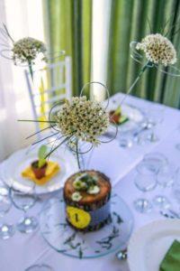 aranjament floral in colaborare cu Imperioso | inaltime 35 cm