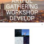 Curs online de modelaj sustinut in cadrul platformei Artful Gathering U.S.A.