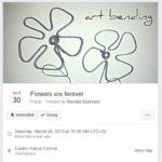 Flower are forever - land art expo