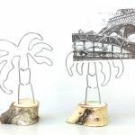 Palmieri, suport foto, inaltime 18 cm