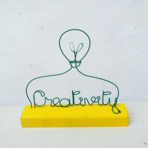Creativity, inaltime 27 cm