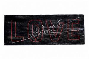 Hypermarket love, 40 X 20 cm © Paula Gecan